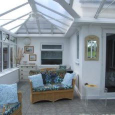 Home Extensions Such as Orangeries